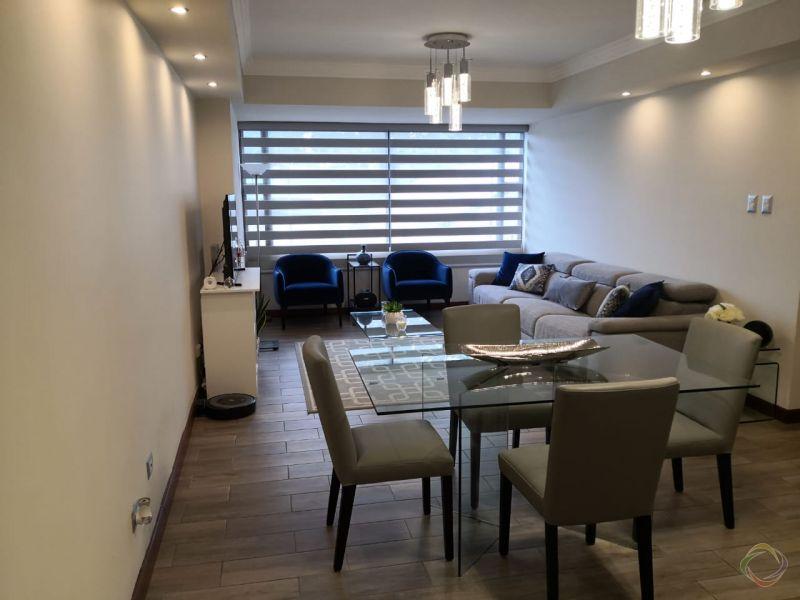 Apartamento en renta zona 14 - large - 149259