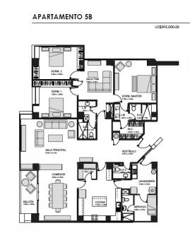 Apartamento en Venta Zona 15 - thumb - 71696