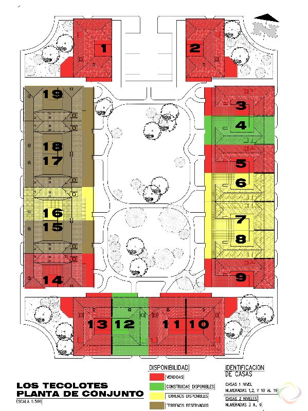 Terrenos en venta Condominio Los Tecolotes, Antigua Guatemala - large - 79195