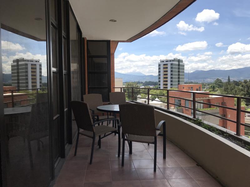 Apartamento en venta y renta amueblado zona 14  - large - 99838