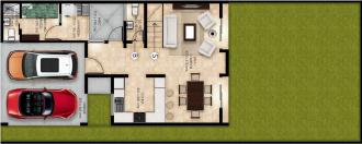 Casa en renta-venta para estrenar en Lo de Valdez km. 17 - thumb - 107822