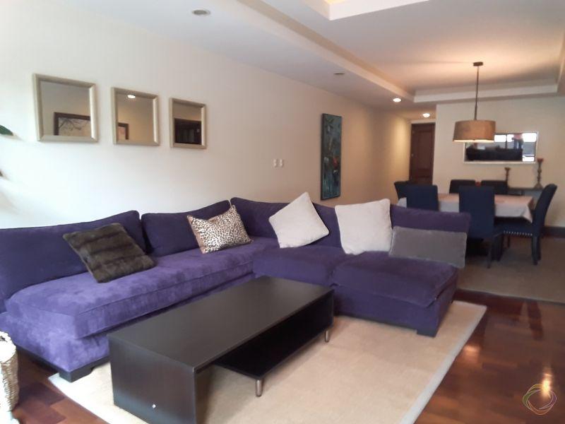 Apartamento amueblado y Equipado en Alquiler Zona 10 Santa Maria - large - 114831