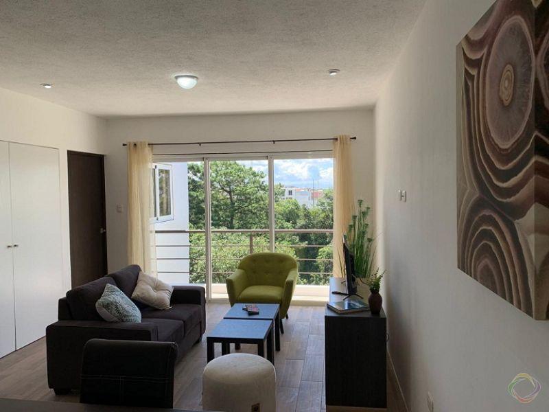 Apartamento Amueblado en Zona 16 Hacienda Real - large - 117335