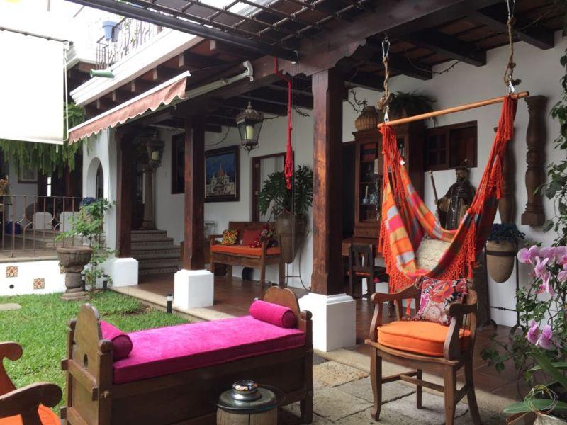 Casa en el Casco de Antigua en Venta - large - 118572