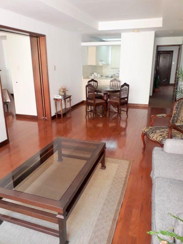 Apartamento amueblado zona 14 - large - 118805
