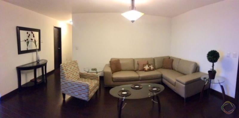 Apartamento amueblado en zona 14 - large - 118949