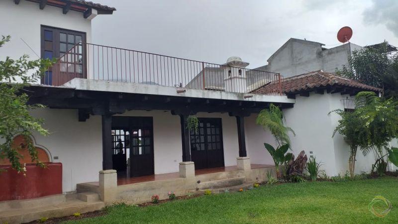 Vendo Casa dentro de Condominio Antigua Guatemala - large - 119290