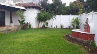 Vendo Casa dentro de Condominio Antigua Guatemala - thumb - 119296