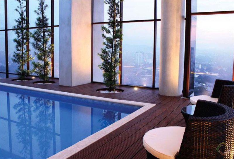 Apartamento en venta  en Edificio Veinti4 zona 10 inversionista - large - 123059