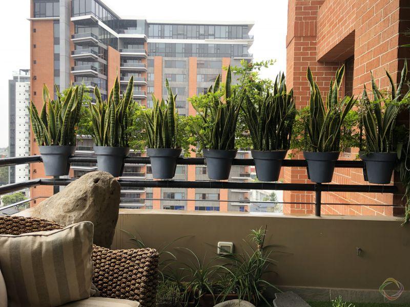 Apartamento con Balcon amplio en Residenza  - large - 123187