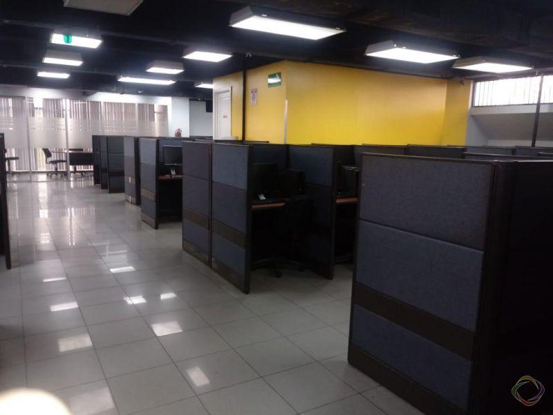 Oficina Amuebladas en Edificio Avenida Reforma - large - 124759
