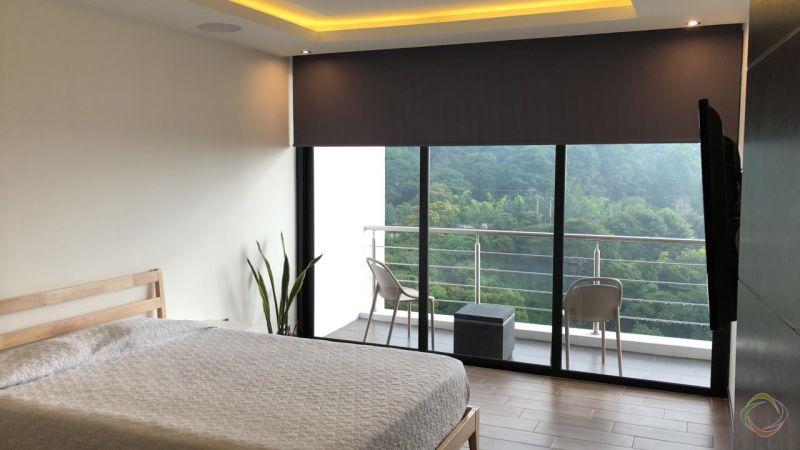 Apartamento amplio y amueblado en zona 15 - large - 124797