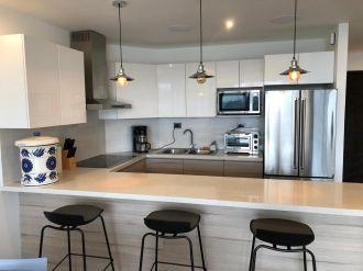 Apartamento amplio y amueblado en zona 15 - thumb - 124798