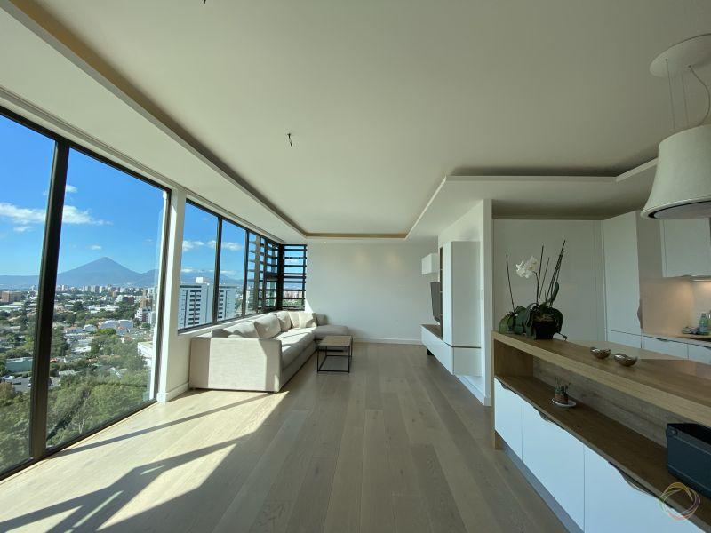 Moderno Apartamento Amueblado y Equipado en Edificio Liv  - large - 127090