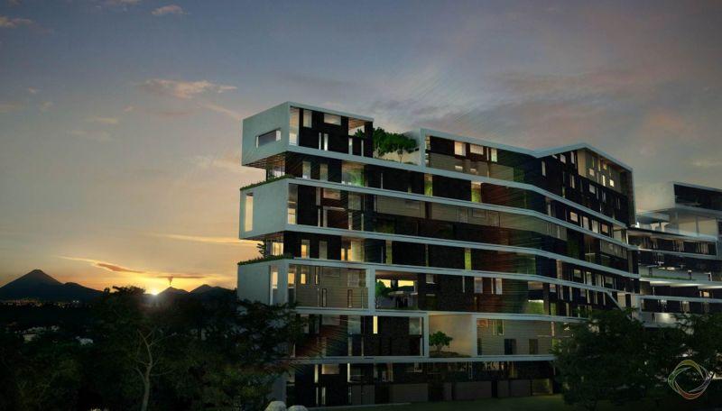 Apartamento en Edificio Viu Cayala, zona 16 - large - 127493