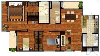 Apartamento en Condado La Villa zona 14 - thumb - 127585