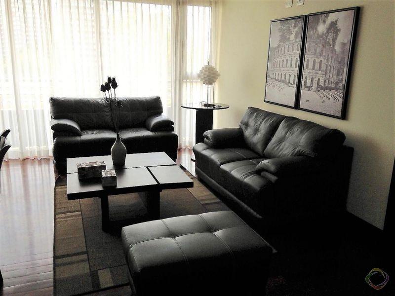 Apartamento Amueblado Edificio Santa Maria zona 10 - large - 128013