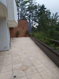 Vendo apto con terraza grande z. 15 - thumb - 128861