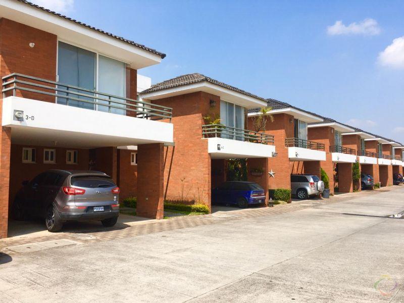 Casa en Ensenada de San Isidro zona 16 - large - 128903