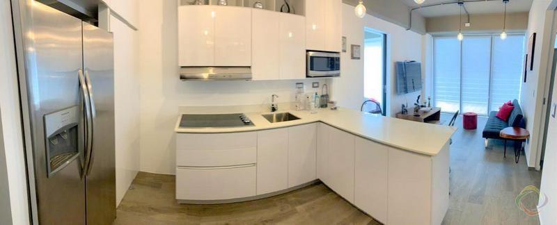 Apartamento amueblado Edificio Shift zona 16  - large - 128995