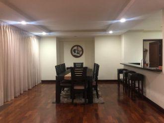 Apartamento amueblado en zona 10 - thumb - 130813