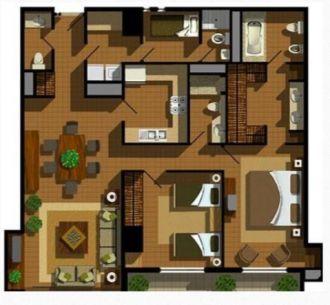 Apartamento en Venta zona 10 - thumb - 132163