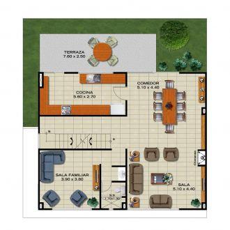 Casa en venta, Santuaria Muxbal - thumb - 133597