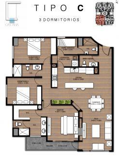 Rento apartamento en castalia z.15 - thumb - 135332
