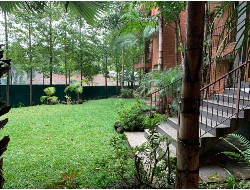 Rento lindo apartamento con jardin en z. 16 - large - 136133