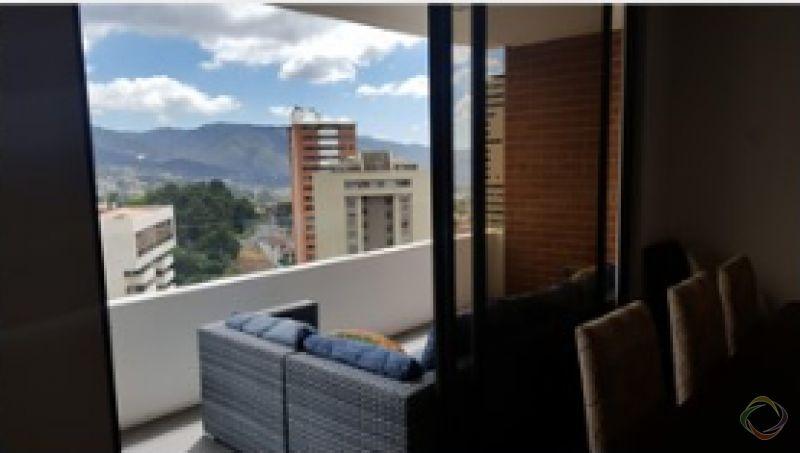 Apartamento en edificio Lantana, zona 4  - large - 137327