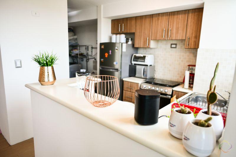 Apartamento remodelado en zona 14 - large - 137794