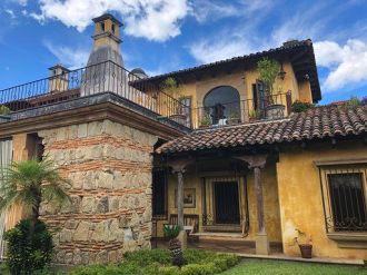 Casa en venta amueblada en la Antigua Guatemala - thumb - 140002