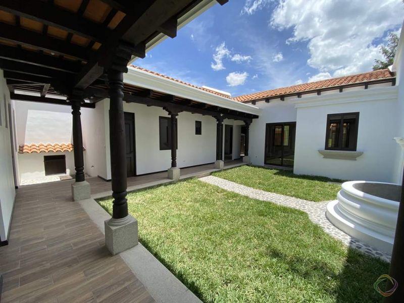 Casa para estrenar en Condominio, Antigua - large - 140011