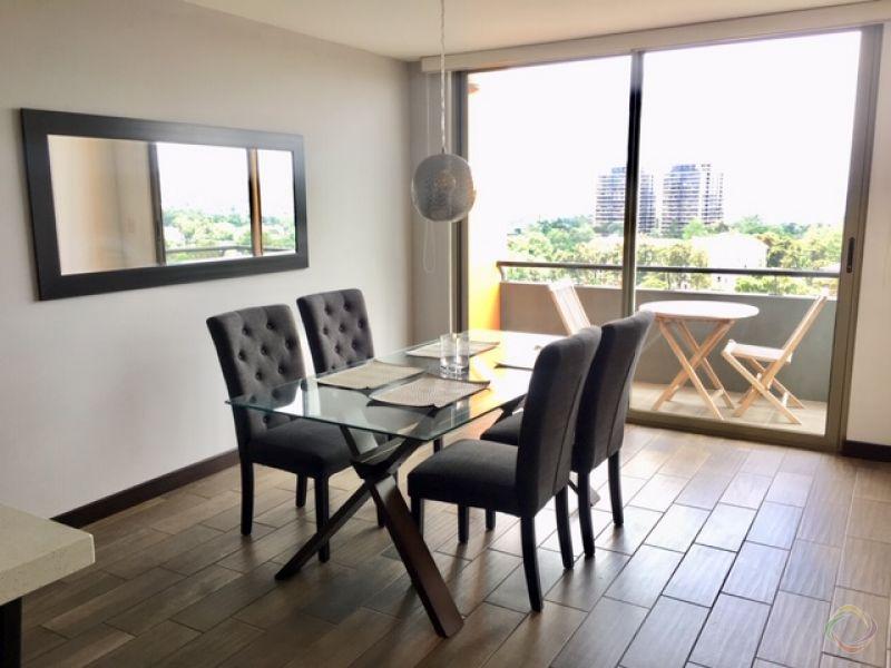 Apartamento Amoblado en Alquiler Zona 10 - large - 140752