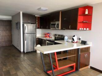 Apartamento Amoblado en Alquiler Zona 10 - thumb - 140754