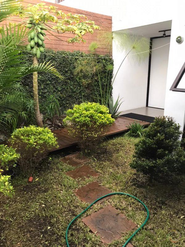 Apartamento con Jardín  en zona 10 - large - 141452