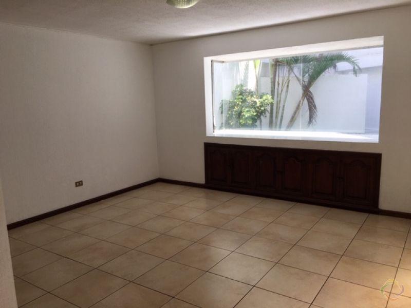 Casa con jardín en zona 10 - large - 143380